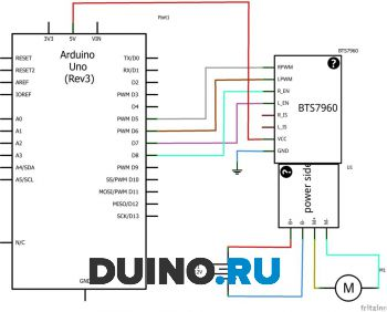 bildr High-Power Control: Arduino N-Channel