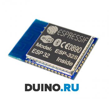 Wi-Fi Bluetooth модуль ESP32
